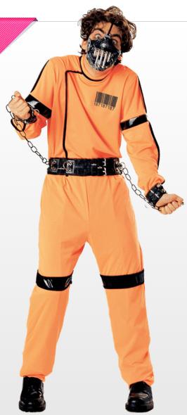 Adult Schizo Costume